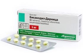 Бисакодил-Дарница
