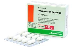 Флуконазол-Дарница