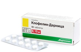 Клофелін-Дарниця