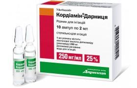 Кордіамін®-Дарниця