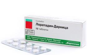 Лоратадин-Дарниця